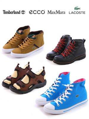 SHOES OF MIXED BRANDS 2