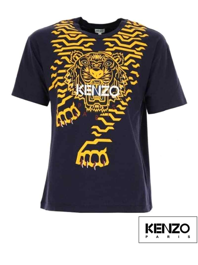 collection of kenzo mens tiger t shirt best fashion trends and models. Black Bedroom Furniture Sets. Home Design Ideas