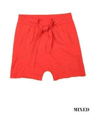 Mixed shorts for women