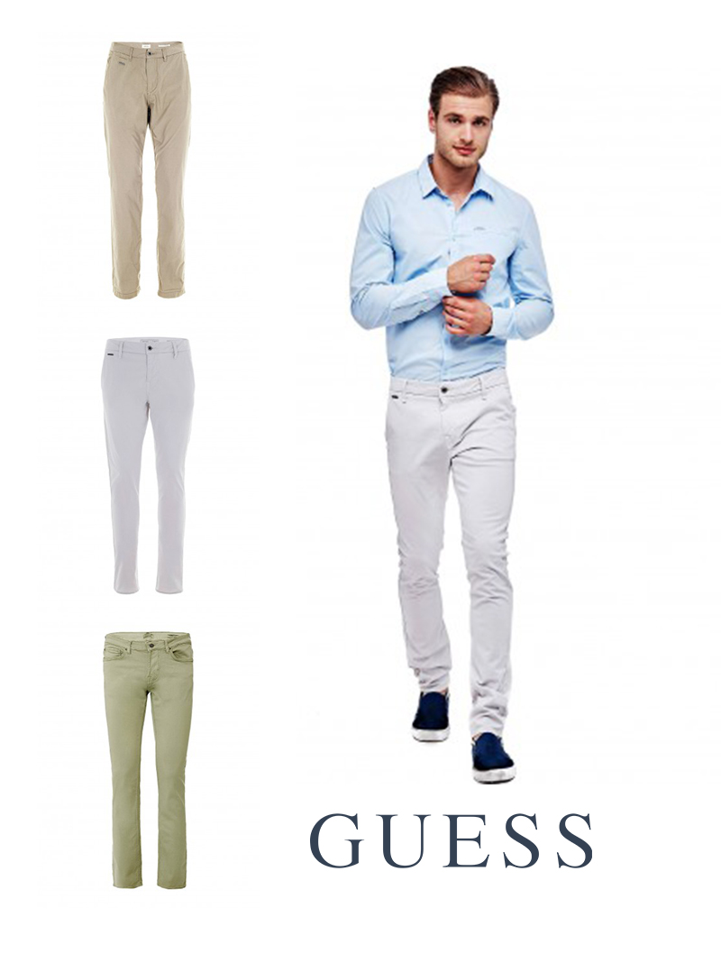 a525c2e43 ▷ SelfOutlet.com  Pantalones GUESS para hombre — Proveedor de lotes ...